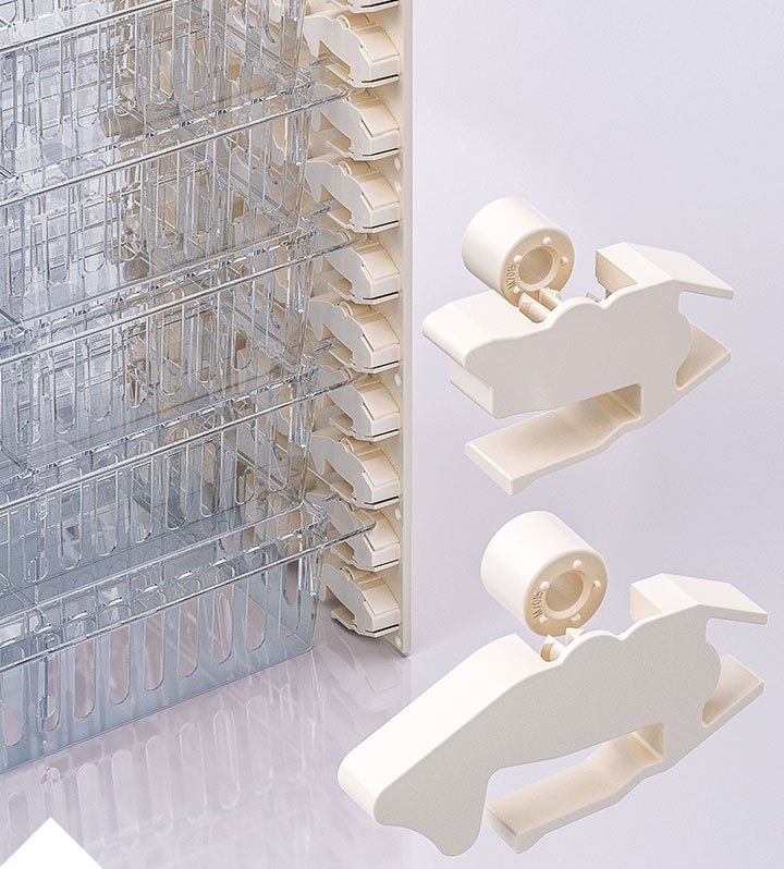 Medstor hospital storage systems
