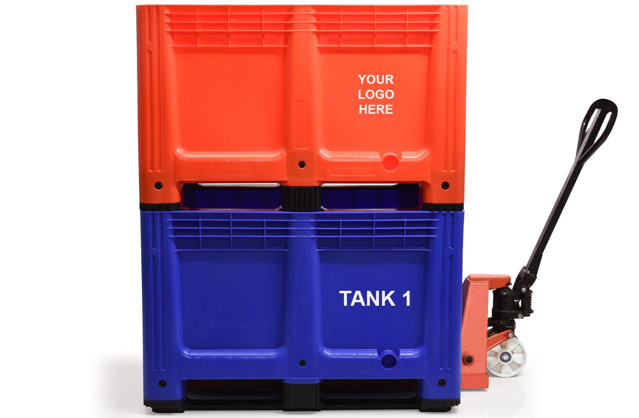 RTP pallet tanks Return Trip Packaging