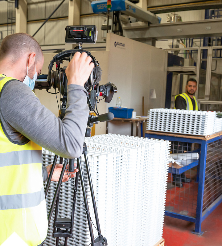 Plastics-manufacturing-filming